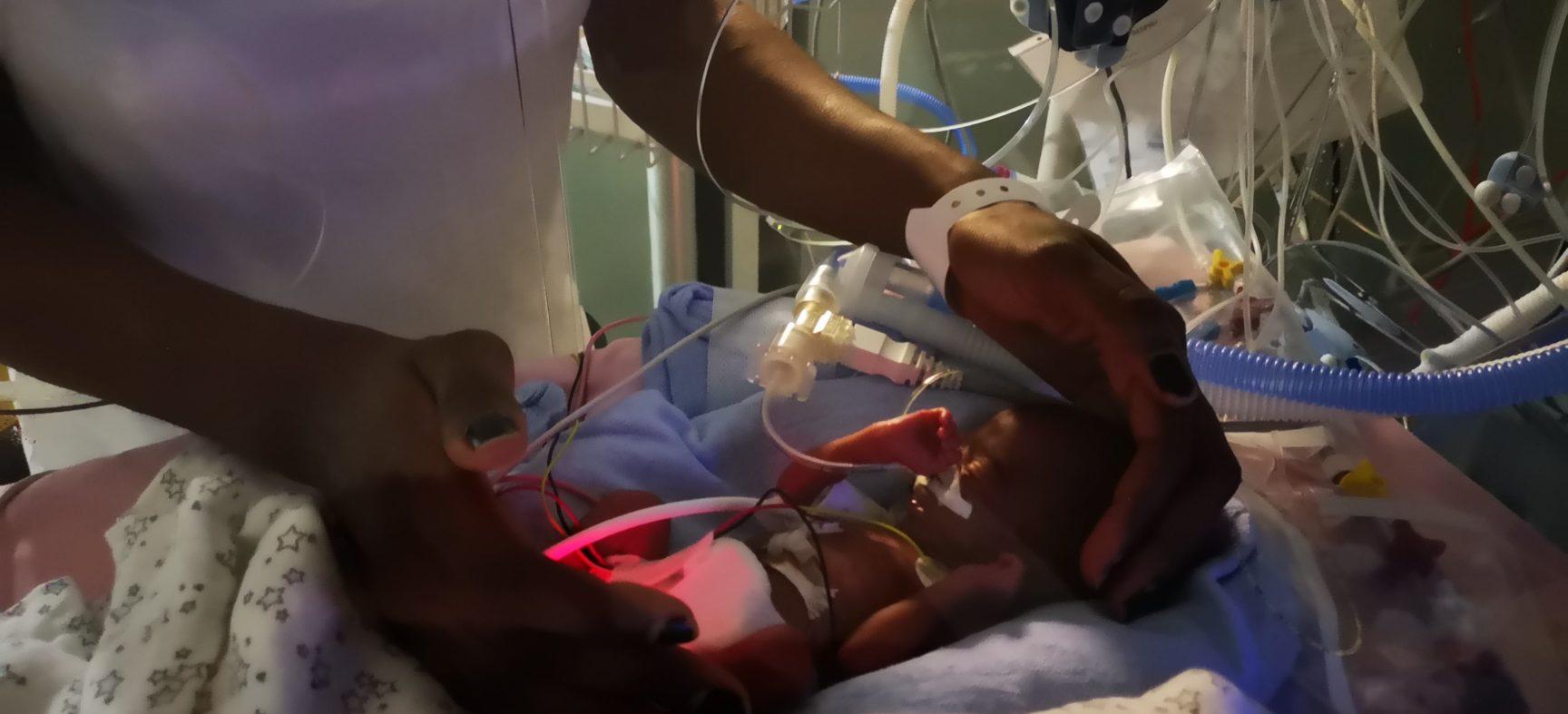 Néonatologie : récit du service qui s'est occupé de notre bébé prématuré